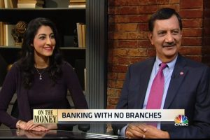 The Bank Mobile team on CNBC's On the Money